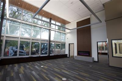 Multi-purpose training room at the University of Alberta