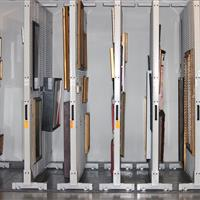 Art Rack System at Strong National Museum of Play