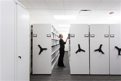 Mobile storage system provides an organized solution