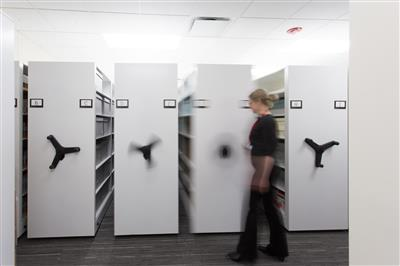 Mobile shelving that helps you do your job better