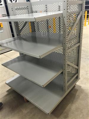 Custom Cart for Verona Off-Site Library Shelving Facility