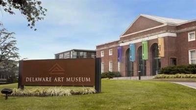 Delaware Art Museum Selects Fine Art Storage and Archival Storage From Spacesaver