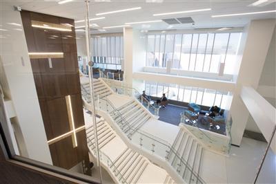 Harper College library