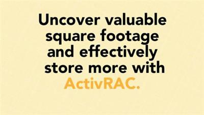 More Kegs and SKUs per Square Foot - ActivRAC Industrial Racking