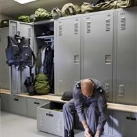 Personal Duty Lockers for Police Gear