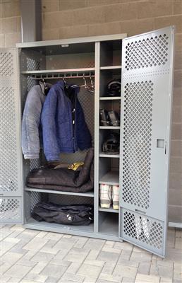 Bite Suit Storage