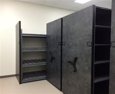 Long-term Evidence Storage at a North Carolina Police Department