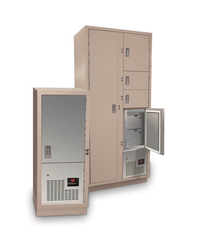 Refrigerated Evidence Storage Cabinet for Biological Sample Storage