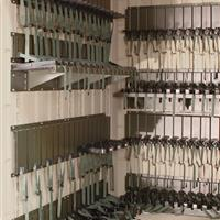 Plug and Play Components of Universal Expeditionary Weapons Storage System (UWESS)