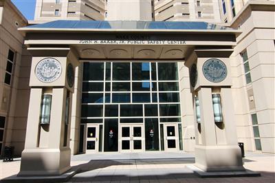John H. Baker, Jr. Public Safety Building, Wake County, North Carolina