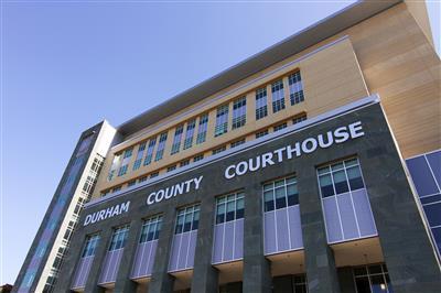 Durham County Courthouse, Durham, North Carolina