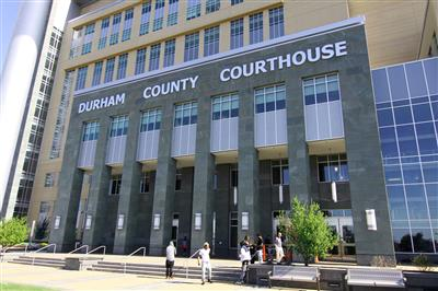 Durham County Courthouse, North Carolina