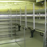 Mayo Clinic Sterile Shelving