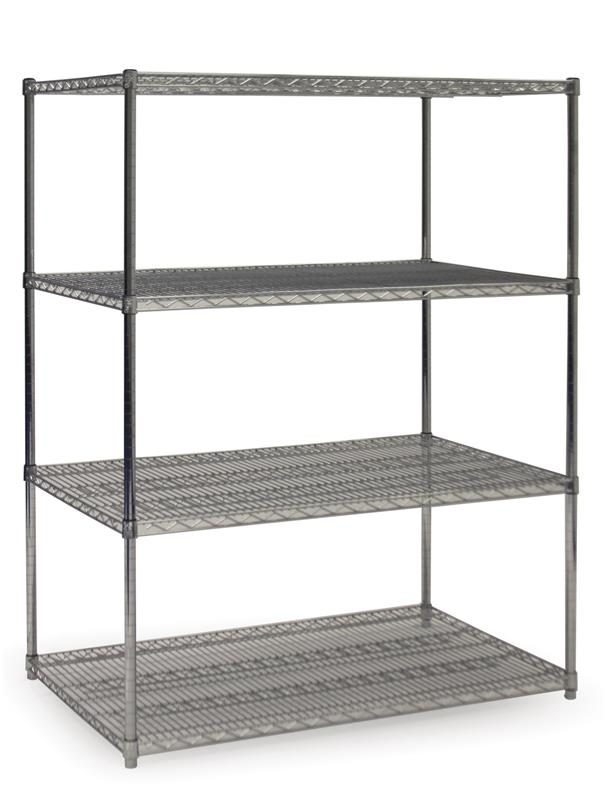 Mobile Wire Shelving | Spacesaver Corporation