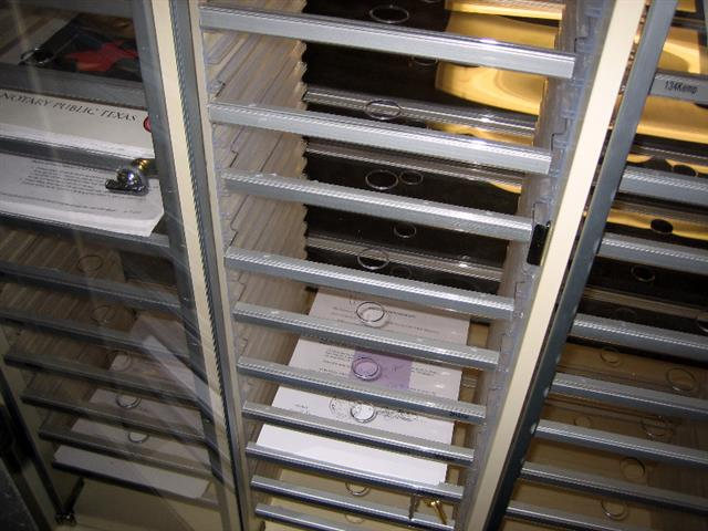 Open Back Mail Sorters Patterson Pope