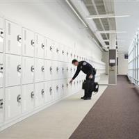 Gear Bag Storage Lockers